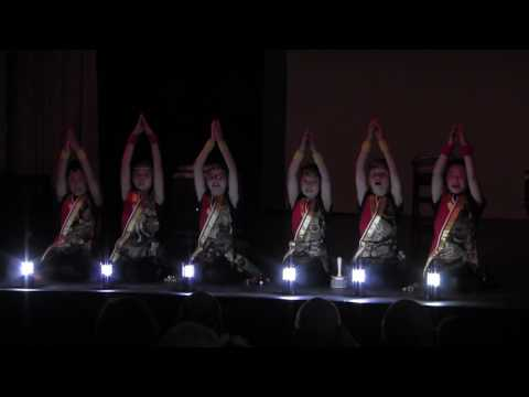 Dobutsu Animals in en Taiko Concert 2017, da Vinci Middle School, 18JUN
