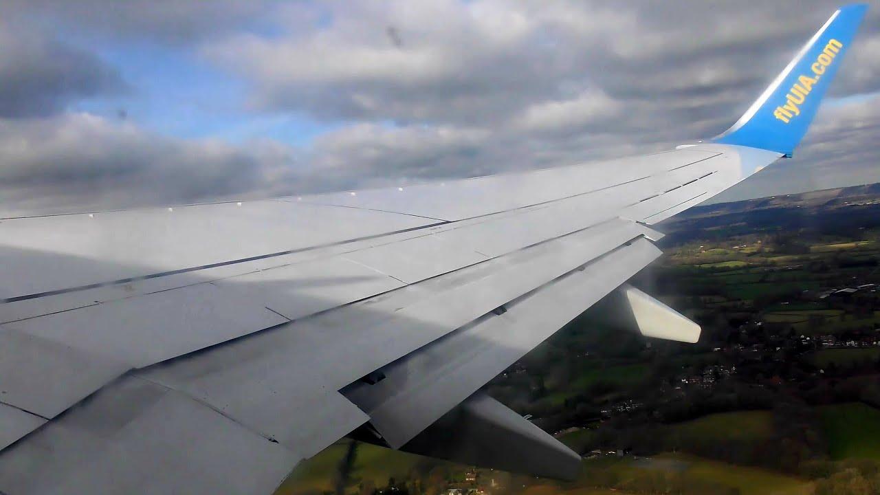 [TRIPREPORT] London Gatwick - Kiev Boryspil | UIA 737-900