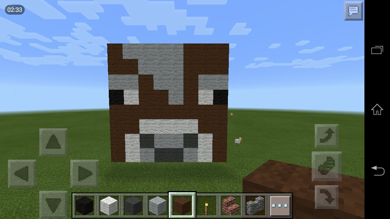 How to make a cow in Minecraft 51