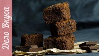 Шоколадный брауни / Десерты / Рецепт шоколадного брауни от Дело Вкуса