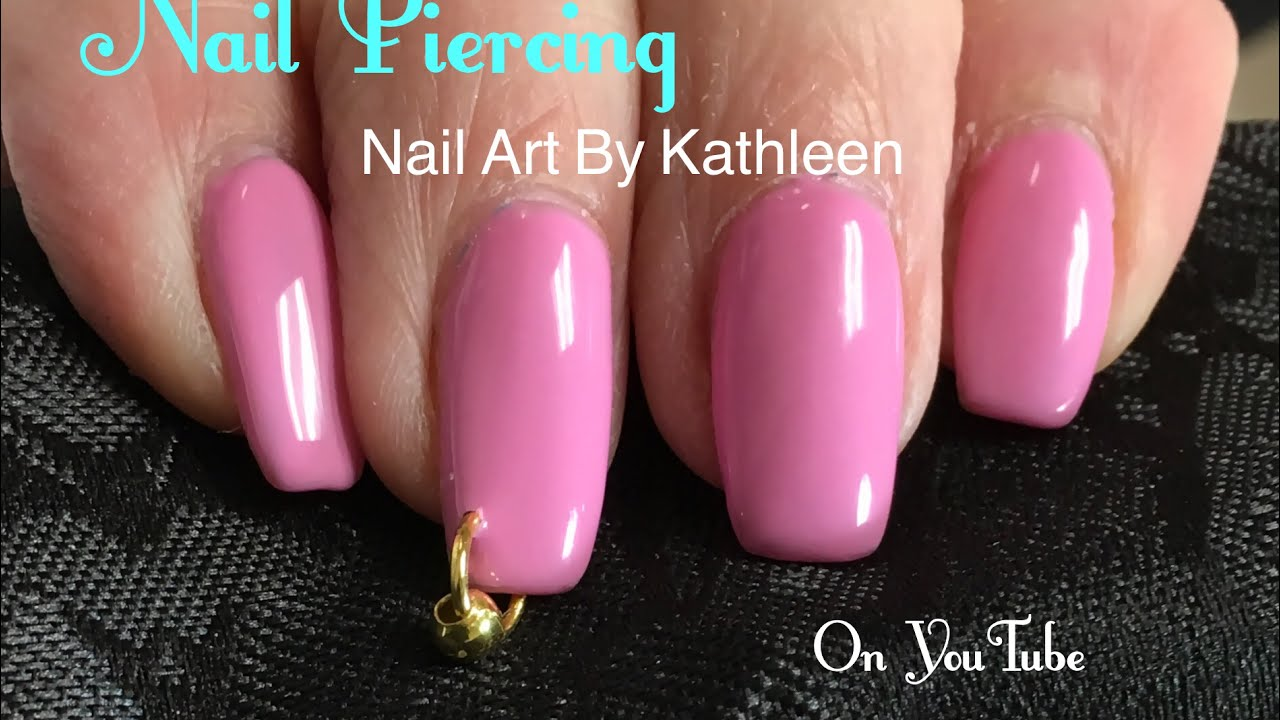 How To Pierce Your Nail