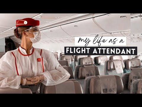 My Life As a  Flight Attendant   South African Emirates Cabin Crew   VLOG