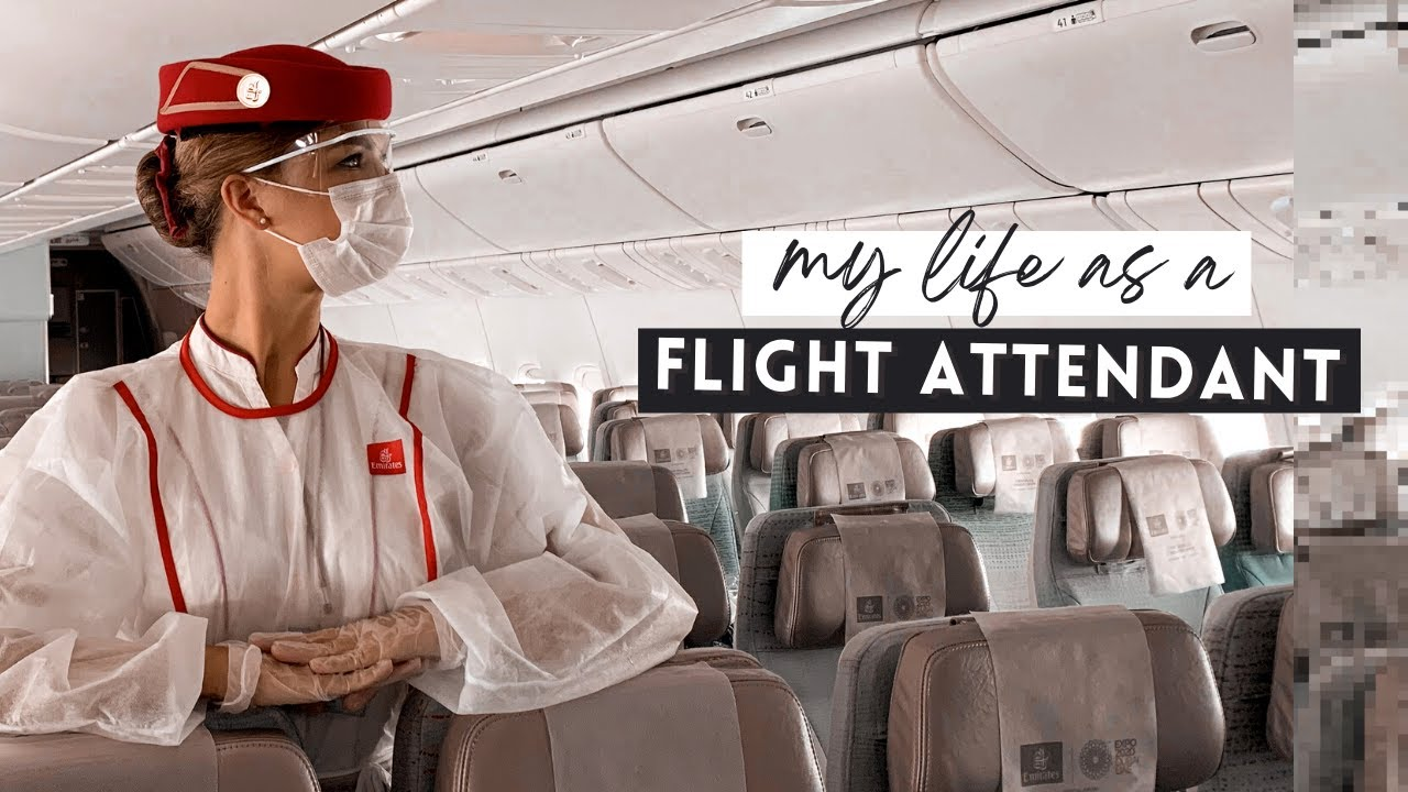 Download My Life As a  Flight Attendant   South African Emirates Cabin Crew   VLOG