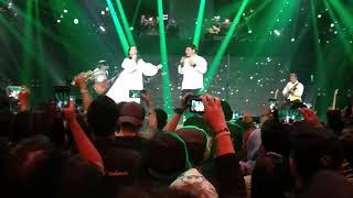 "Padi Reborn Featuring Iis Dahlia ""Angkuh"" live Mega Konser Indera Keenam"