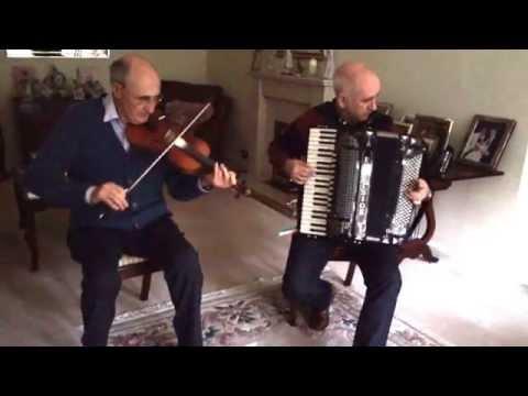 The Keel Row - John Lawlor & Chris Devlin