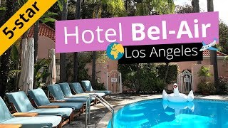 REVIEW: Hotel Bel-Air in Los Angeles – Patio Suite