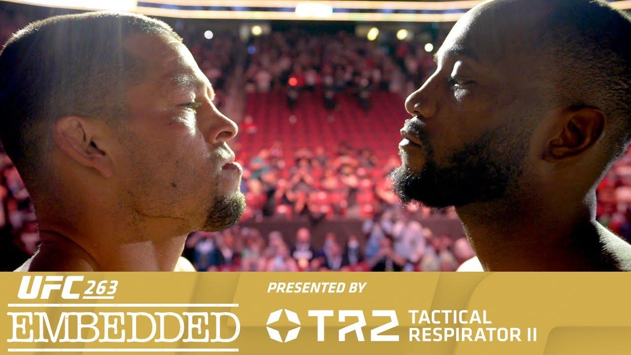 UFC 263 Embedded: Vlog Series - Episode 6