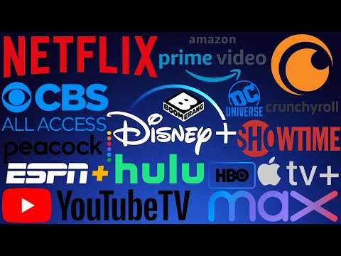 Are There TOO MANY Streaming Services? (Netflix, Hulu, Disney+, Etc.)
