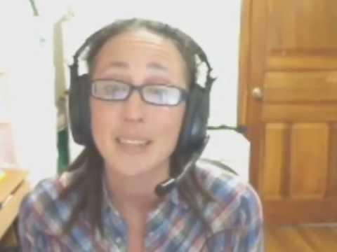 Online English teacher, Kellie, American Teacher Profile, English Tutors International