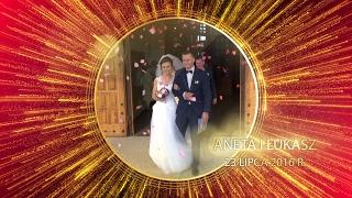 wesele Anety i Łukasza