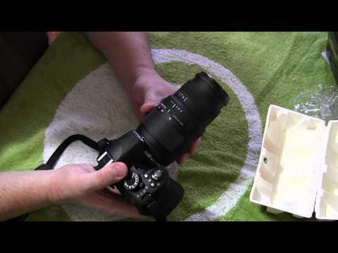 Объектив Sigma AF 70-300mm f4 5 6  DG Macro Nikon