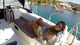 La Vagabonde And The Crew (Sailing La Vagabonde)