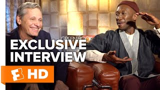 Mahershala Ali Roasts Viggo Mortensen for Eating Tons of Pizza in Meetings | 'Green Book' Interview