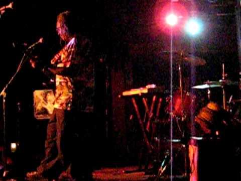 Blackbyrd McKnight at the Mint in LA 11/28/09 #3