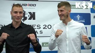KOK'78  Press Conference in KAUNAS 21.09.2019 👊❗️