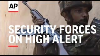 Kashmir - Security forces on high alert