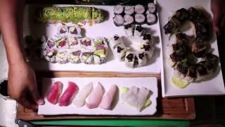 Sushi Timelapse #03
