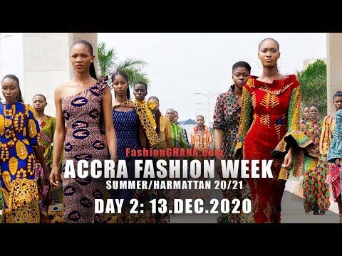 Accra Fashion Week SH20/21: Day 2