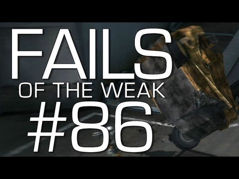 Fails of the Weak - Volume 86 - Halo 4 - (Funny Halo Bloopers and Screw Ups!)