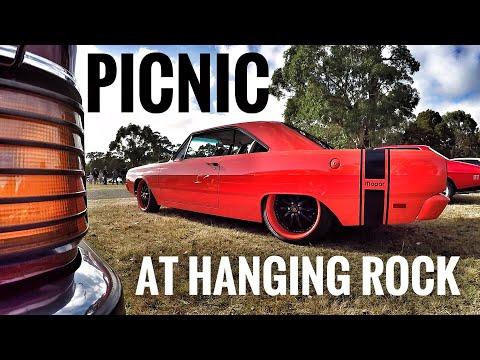 Picnic At Hanging Rock Car Show