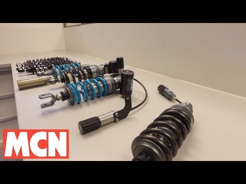 Motorcycle Suspension Explained With Nitron   Interviews   Motorcyclenews.com