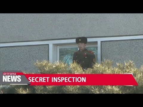 Senior North Korean military leader conducts secret inspection of JSA in reaction to defection