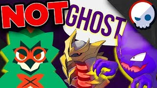EVERY Ghost Type Pokemon EXPLAINED! Dark Origins! | Gnoggin