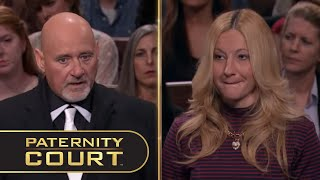 Man Appears 35 Years After Woman's Birth,  She's Skeptical (Full Episode) | Paternity Court