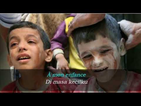 Atuna Toufuli Original, Nyanyian Anak Suriah Sedih Lirik Sub Indonesia HIGH