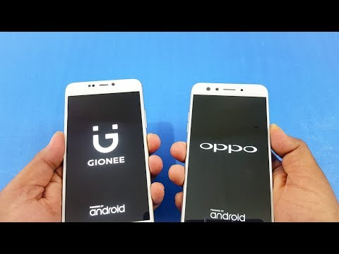 Gionee A1 vs Oppo F3 Speed Test Comparison | True Test!