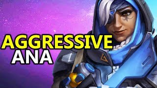 ♥ Aggressive Ana - Heroes of the Storm (HotS)