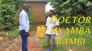 Doctor Nyamba (Gadimba) - Ugandan best Comedy skits.