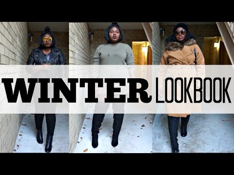 116cd46cd99 WINTER OUTFIT LOOKBOOK 2017 I PLUS SIZE / CURVY FASHION