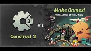 Construct 2 How to make levels and enemies 1