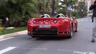 $400K Ferrari 550 V12 SBARRO Maranello On The Road!