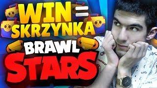 WIN=SKRZYNKA CHALLENGE  BRAWL STARS POLSKA  (odc.54)