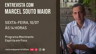 Marcel Souto Maior: Chico Xavier - Movimento Espírita em Foco