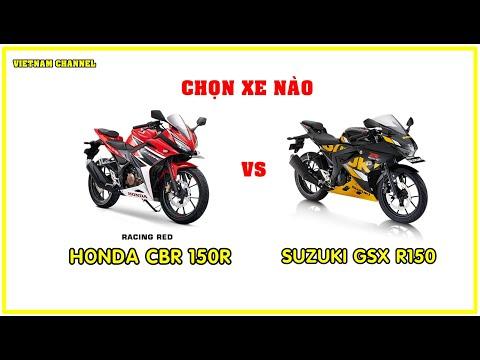 Honda CBR 150R | Suzuki GSX R150 2020 hơn 63tr nên chọn xe nào | Đánh giá và so sánh