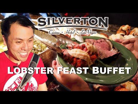 $20 Vegas Lobster Buffet Feast | @ Silverton Casino (special promotion - $45 regular price)
