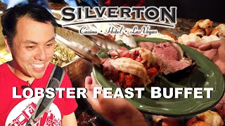 $20 Vegas Lobster Buffet Feast | @ Silverton Casino (special promotion - $45 regular price)