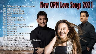 Martin Nievera, Gary Valenciano , Morissette Amon Greatest Hits 2021 - Opm Tagalog Love Songs 2021
