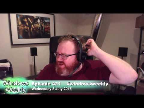 Windows Weekly 421: Window's New Groove