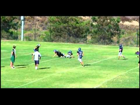 Michael Murphy 2010 Football Highlights.wmv