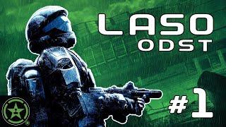 We Got New LASO Alarms! - Halo 3 LASO ODST (Part 1)