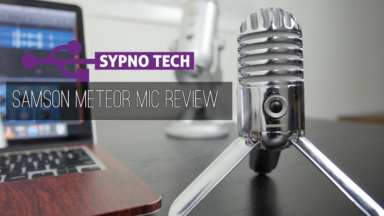samson meteor mic review still soaring in 2016 youtube. Black Bedroom Furniture Sets. Home Design Ideas