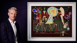 Tim Marlow at Sotheby's Summer Season Exhibition