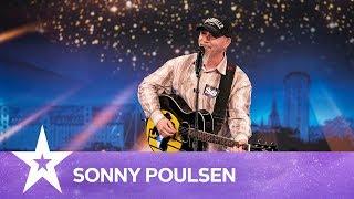 Sonny Poulsen   Danmark har talent 2019   Audition 6