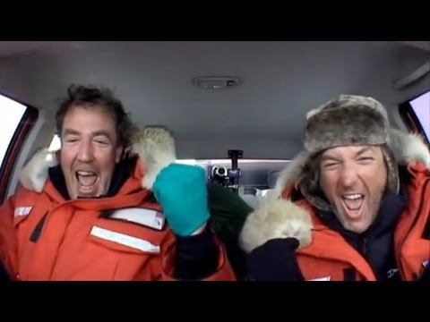 Be like Clarkson and conquer the Arctic in a Toyota Hilux [w