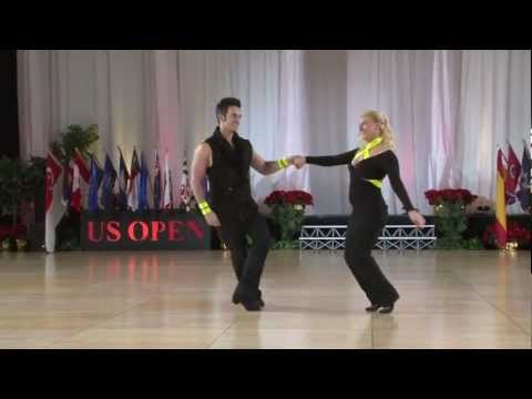 2012 US Open Swing Dance Championships -  Classic Division Champions