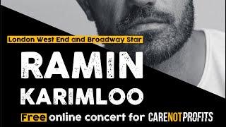 Carenotprofits.ca Performance - Ramin Karimloo